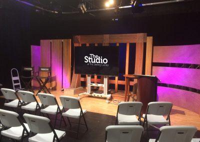Studio Set Example